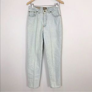 Vintage 90's Express High Rise Mom Jeans